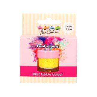 Colorante polvo FunCake amarillo