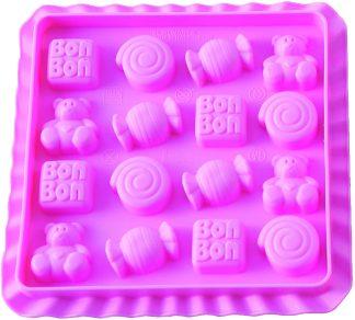 Motlle-silicona-easy-candy
