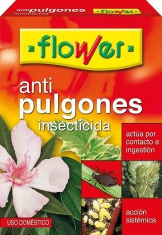 Insecticida antipulgones para jardín de Flower