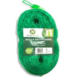 Malla-antipajaros-verde-novagarden