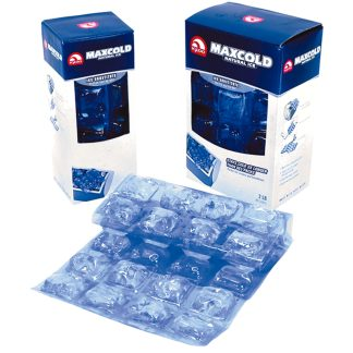 Acumulador de nevera frío flexible de gel