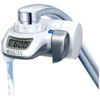 Adaptador y sistema de filtraje del agua para grifos de cocina Brita On Tap, filtrar agua de cocina