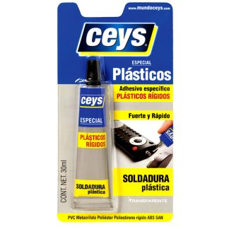 Adhesivo para plásticos rígidos CEYS