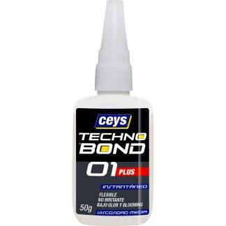Adhesiu professional Ceys Technobond per a tota mena de materials