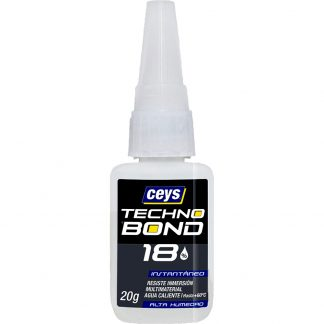Adhesivo profesional Ceys Technobond para todo tipo de materiales húmedos