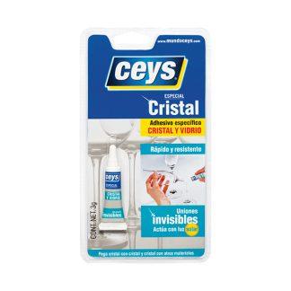 adhesivo para cristal