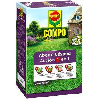 Adob per a gespa de jardí COMPO