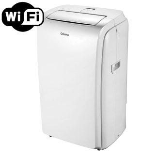 Aire acondicionado de 2408 frigorias y 2800W con control wifi