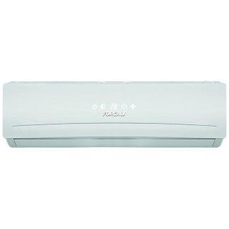 Aire acondicionado Split Iverter Forcali con modalidad frío y calor y tecnología Inverter