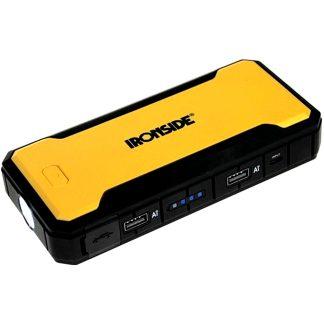 Arrencador bateria amb carregador 3 en 1 amb 3 funcions i 12.000 mAh