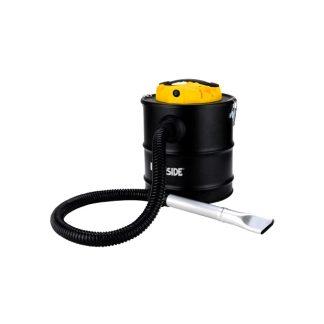 Aspirador per a la cendra calenta en color negre i groc