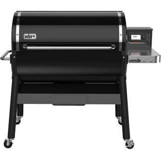 Barbacoa de pellets o pèl·lets Smokefire per a cuinar carn, pizza, postres, barbacoes EX6