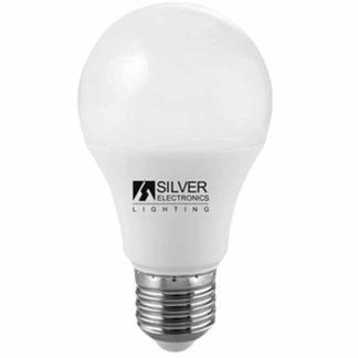 Bombeta LED eco estàndard e27 de silver sanz