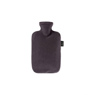 Bolsa de agua caliente polar 2L antracita gris