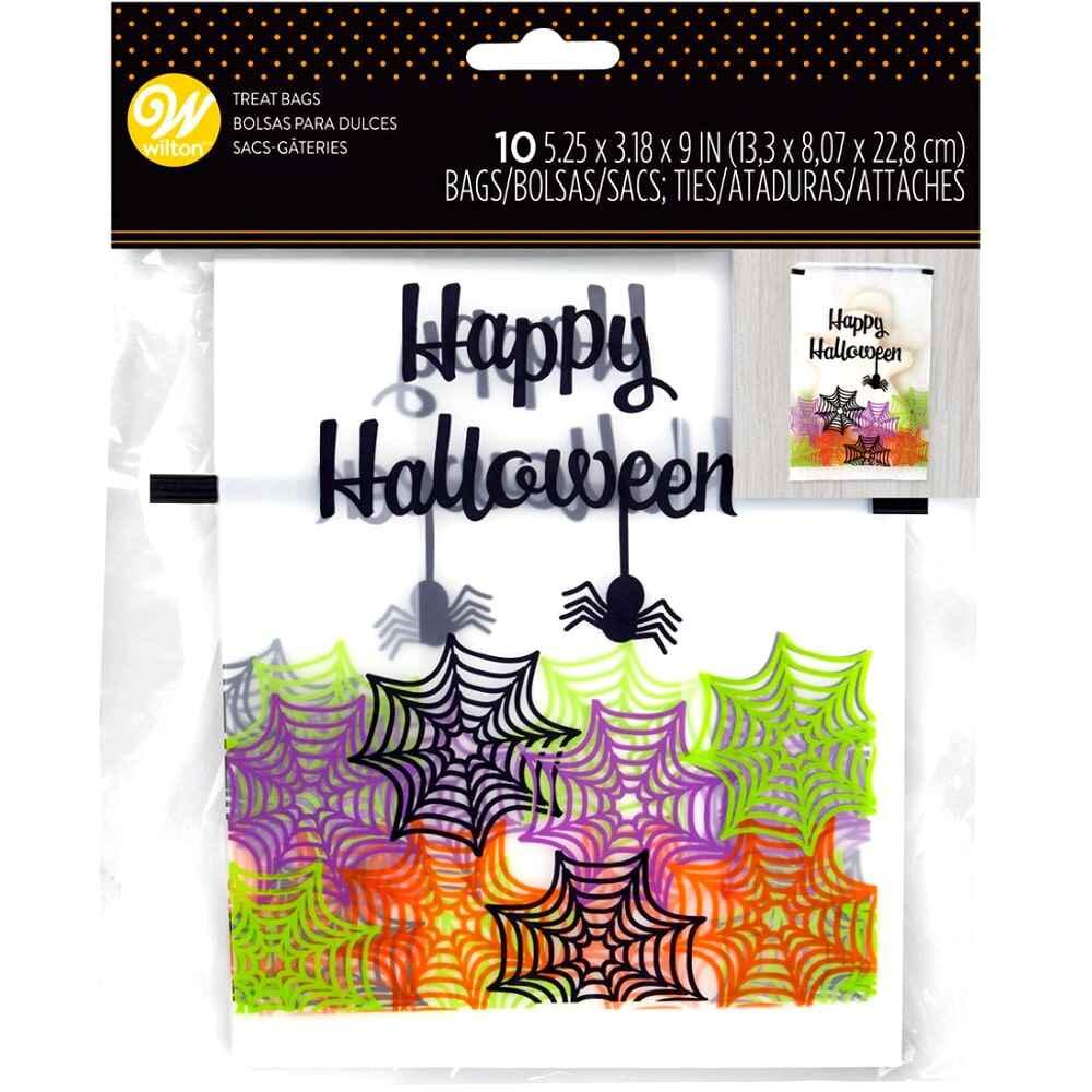 Bossa de caramels per a Halloween WILTON