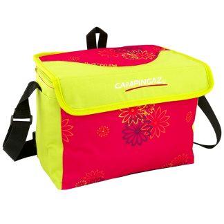 Bolsa-nevera porta-alimentos Pink Daisy Minimaxi Campingaz para playa, camping, piscina