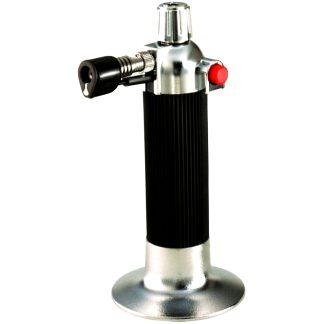 Bufador cremador de cuina i rebosteria a gas per gratinar, flamejar, caramelitzar