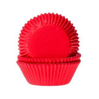 Cápsulas CupCakes Rojo