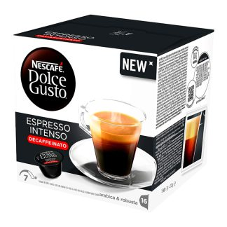 Pack 16 càpsules Dolce Gusto Expresso Intenso Descafeinat