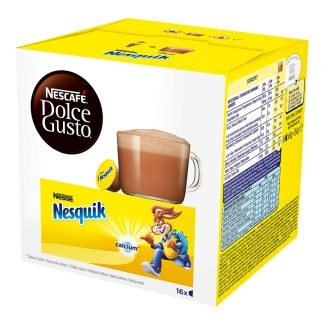 Pack 16 càpsules Dolce Gusto Nesquik