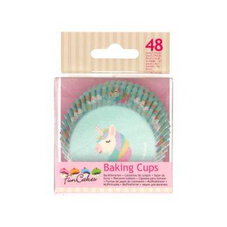 Càpsules CupCakes Unicorn