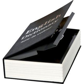 Libro caja secreta de ocultación