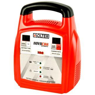 Cargador de batería automático Novacar 10 A 12 V