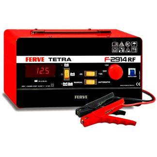 Cargador batería tetra vehículos 6-12A 12V 24V