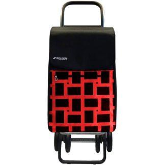 Carro ROLSER Box Geometrik amb 4 rodes per a compra