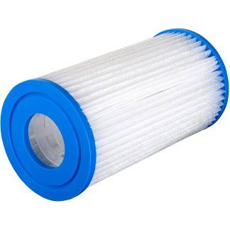 Cartucho de filtraje tipo A para depuradora, mantenimiento del agua de piscina