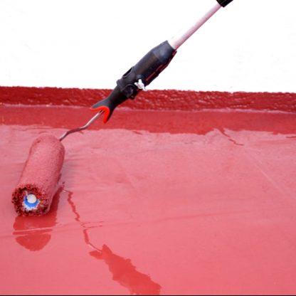 Caucho acrílico con fibras impermeabilizante CEYS AGUASTOP