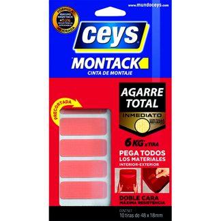 Cint adhesiva Montack professional CEYS