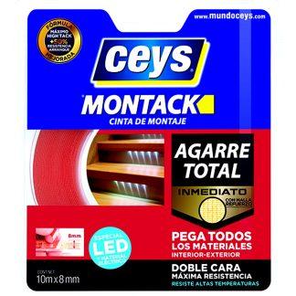 Cinta adhesiva Montack profesional CEYS