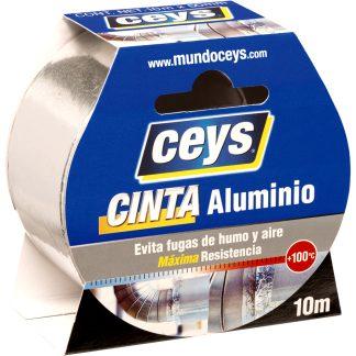 Cinta alumini reparar fugues de fum i aire CEYS