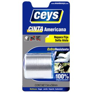 Cinta americana adhesiva CEYS
