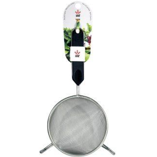Colador de cocina inoxidable IMF con soportes para crear recetas