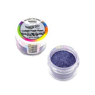 Colorante polvo de seda Rainbow Dust lila planeta