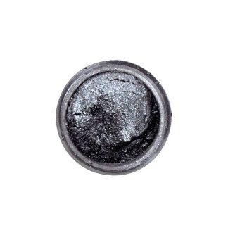 Colorant pols de seda Rainbow Dust plata metàl·lic