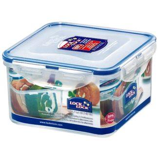 Contenedor de alimentos recipiente dividido LOCK & LOCK