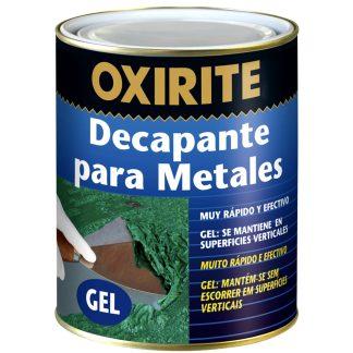 Decapante para metales y acero Oxirite Xylazel