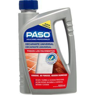 Decapant universal PASO per a brutícia de paviments