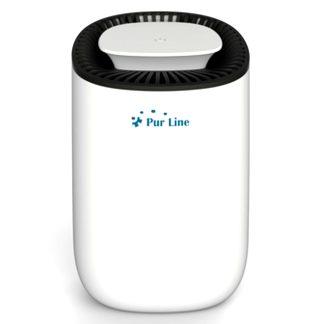 Dehumidificador purline Dyros de 21W y 600 ml depósito, humidifica y deshumidifica espacios