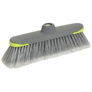 Escoba limpieza protección golpes 28 cm
