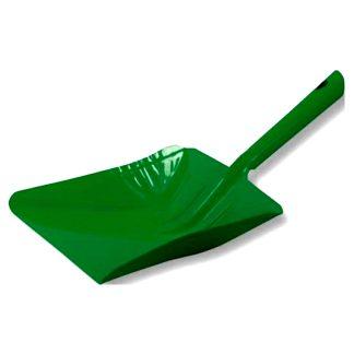 Recogedor metálico de mano basura limpieza