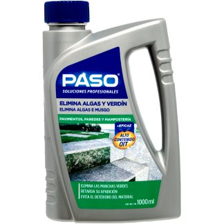 Eliminador de algas PASO
