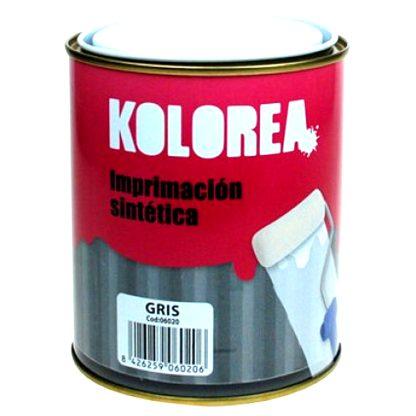 Imprimación sintética antioxidante 1 kg gris pintura