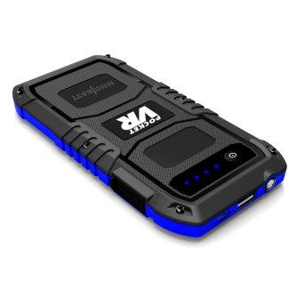Arrancador cargador de batería Minibatt Pocket para vehículos y dispositivos electrónicos como móviles, iPad, ordenadores, 4000 mAh