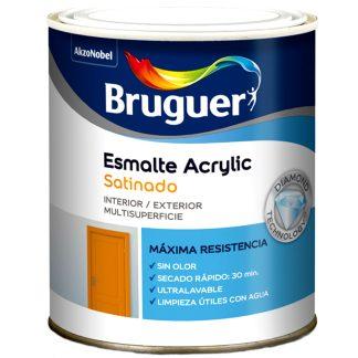 Esmalt acrílic BRUGUER setinat per a interior i exterior