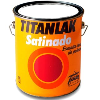 Esmalt de 375 ml de TITANLAK.