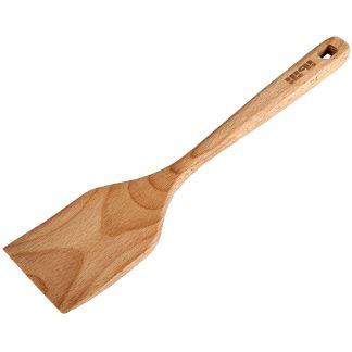 Espàtula de cuina de fusta de faig IBILI
